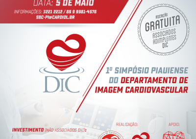 Simpósio Piauiense do Departamento de Imagem Cardiovascular