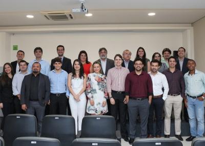 Recepção novos cardiologistas do Piauí