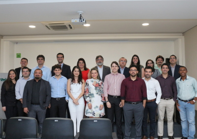 A SBC-PI realizou recepção de boas-vindas aos novos cardiologistas do Piauí.